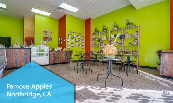 Famous Apples in Northridge, CA